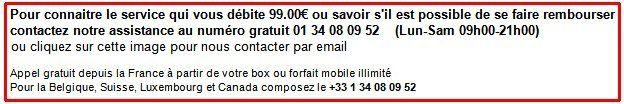 appel gratuit au 01 34 08 09 52